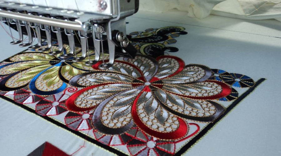 Modern Embroidery Machines How Do They Help You Execute Complex
