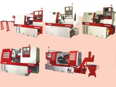 PSR Series Slant Bed CNC Lathe